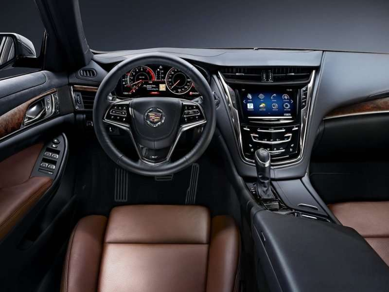 10 Things You Need To Know About The 2014 Cadillac Cts Autobytel Com