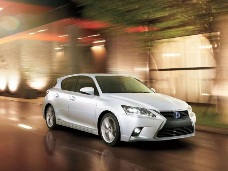 Lexus Announces Pricing For The Refreshed 2014 CT 200h