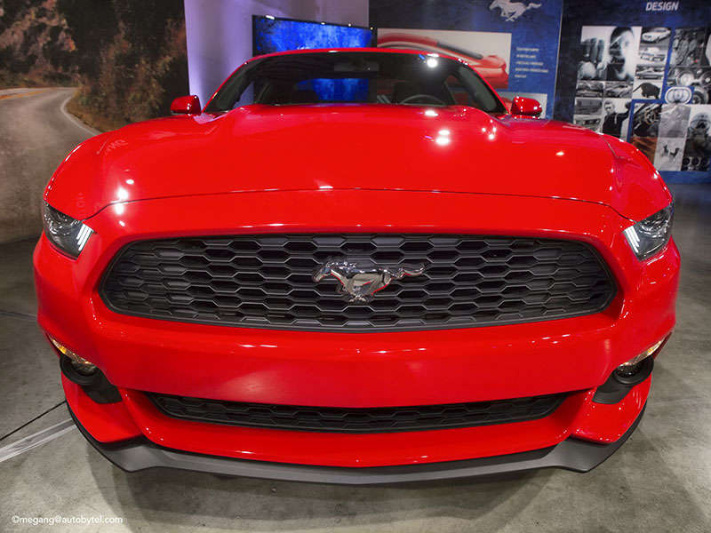 2015 Ford Mustang Engines and Specifications