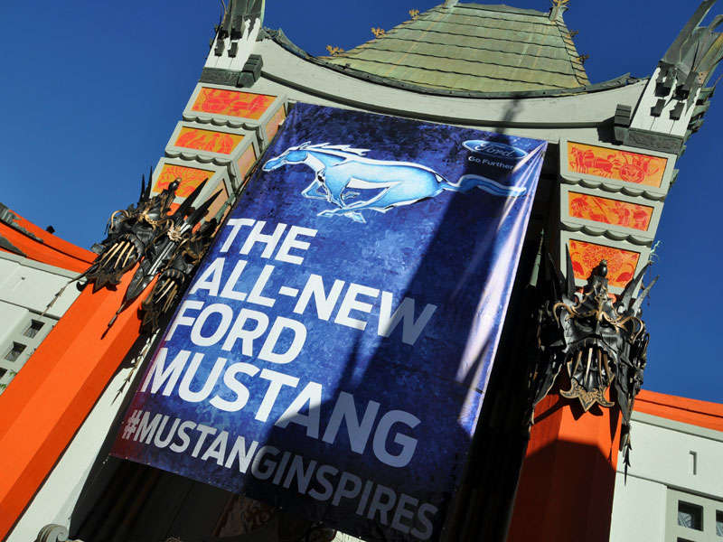 Classic Ford Mustang Photos and Gallery