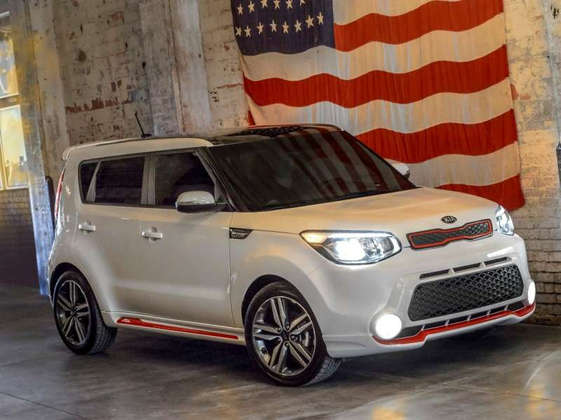 First Special Edition Arrives for 2014 Kia Soul