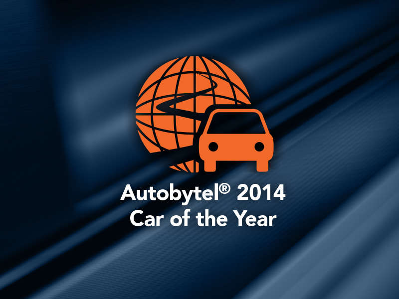 Autobytel 2014 Car and Truck of the Year