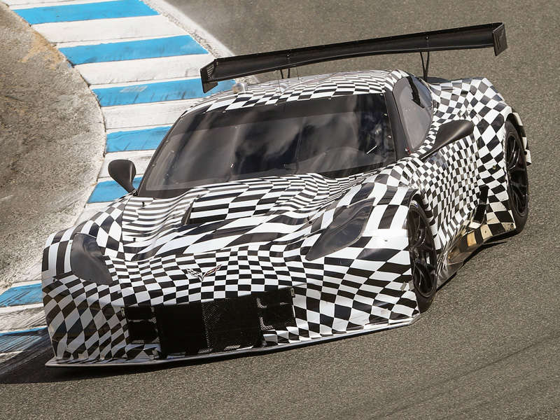 Chevrolet will unveil the C7R alongside the new Z06 in Detroit