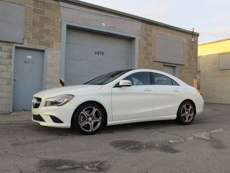 2014 mercedes benz luxury compact sedan cla250 road test and review. Black Bedroom Furniture Sets. Home Design Ideas