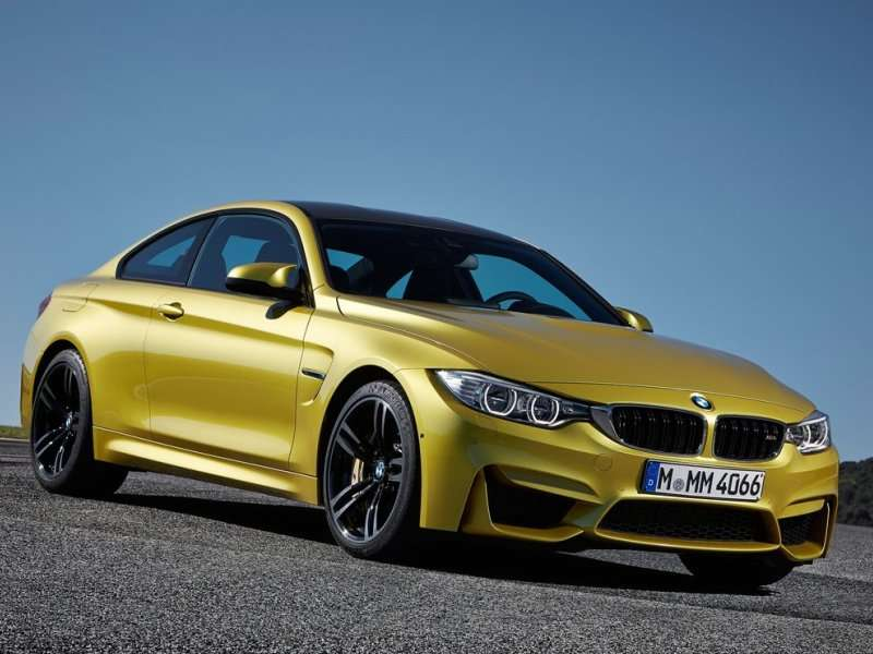 BMW M And M Are Revealed Autobytelcom - 2015 new bmw