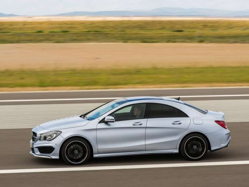 10 Things You Need To Know About The 2014 MercedesBenz CLAClass