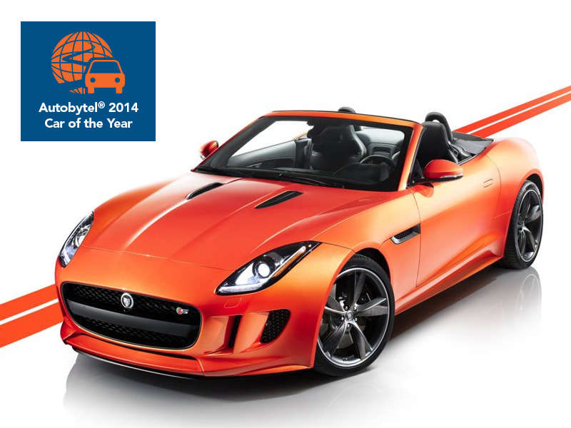 Autobytel 2014 Car of the Year: Jaguar F-Type