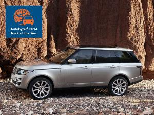 Autobytel 2014 Truck of the Year: Land Rover Range Rover