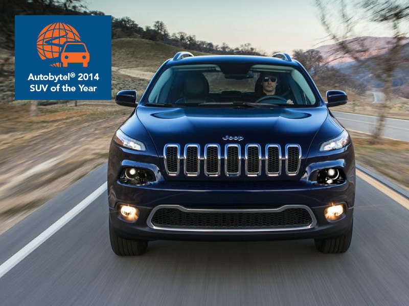 Autobytel 2014 SUV of the Year: Jeep Grand Cherokee
