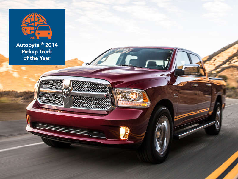 Autobytel 2014 Pickup Truck of the Year: RAM 1500