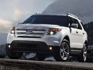2014 Ford Explorer Family Crossover SUV Road Test and Review