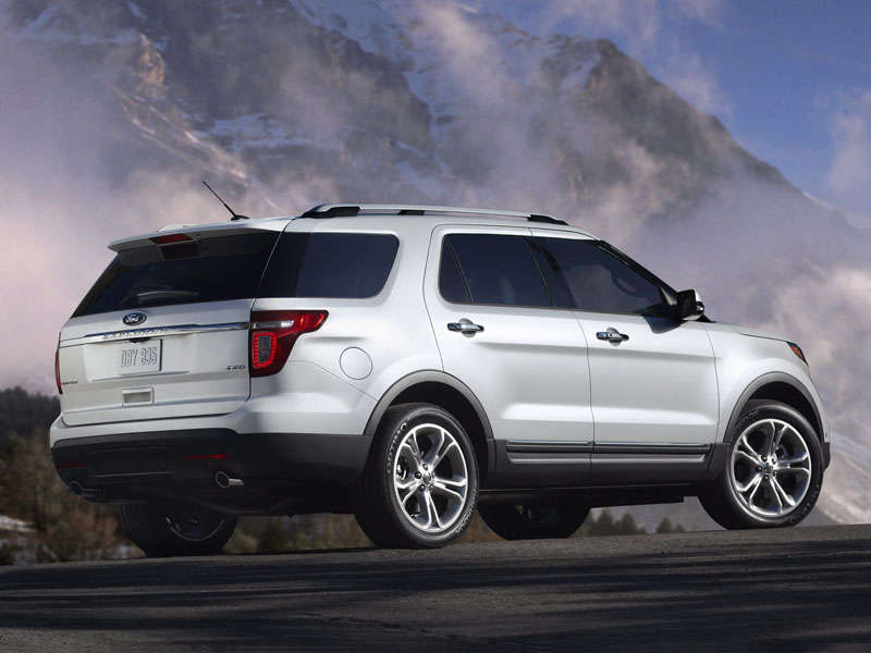 2014 ford explorer family crossover suv road test and review. Black Bedroom Furniture Sets. Home Design Ideas