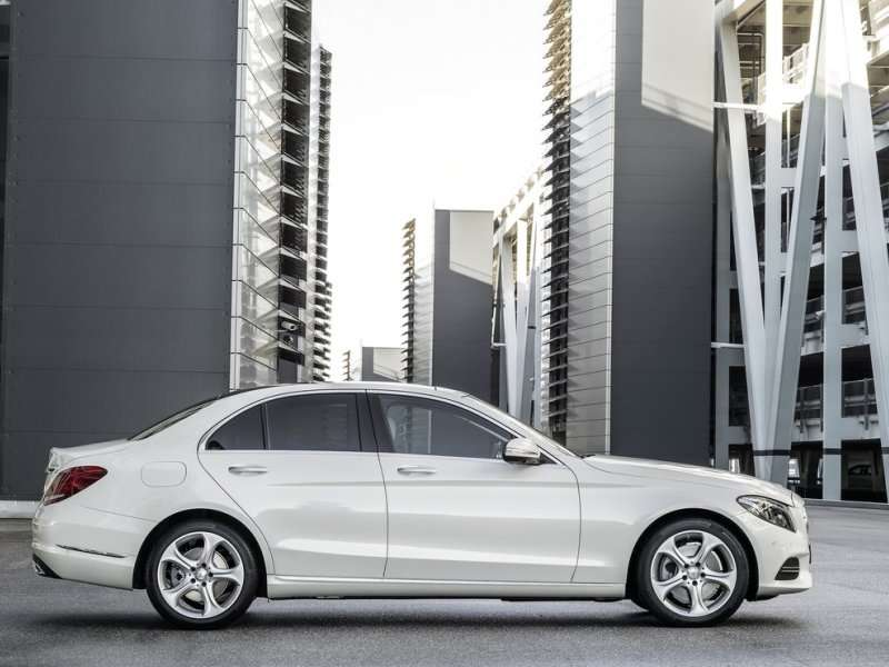 All-new 2015 Mercedes-Benz C-Class to Feature S-Class Assistance Tech