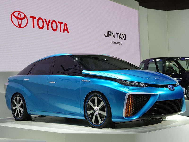 Toyota Announces FCV Concept To Be Shown At CES