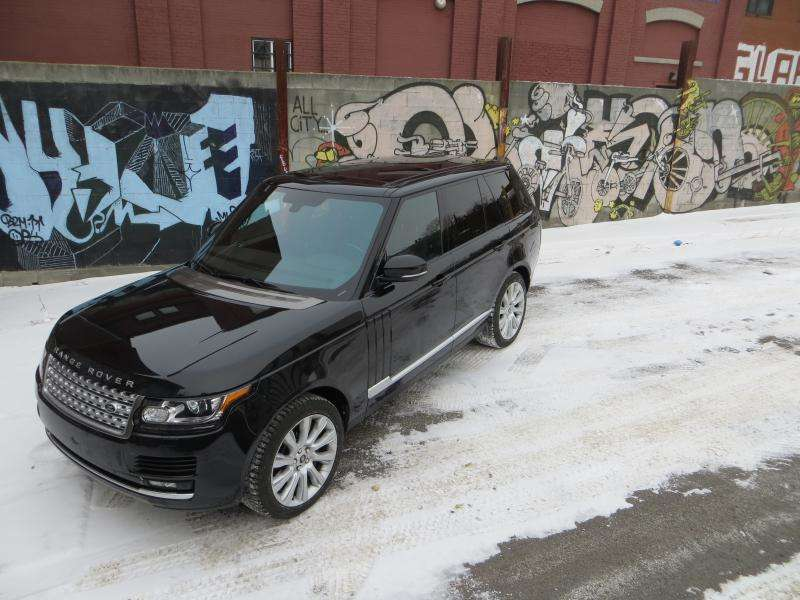 2014 Land Rover Range Rover Supercharged Road Test And Review