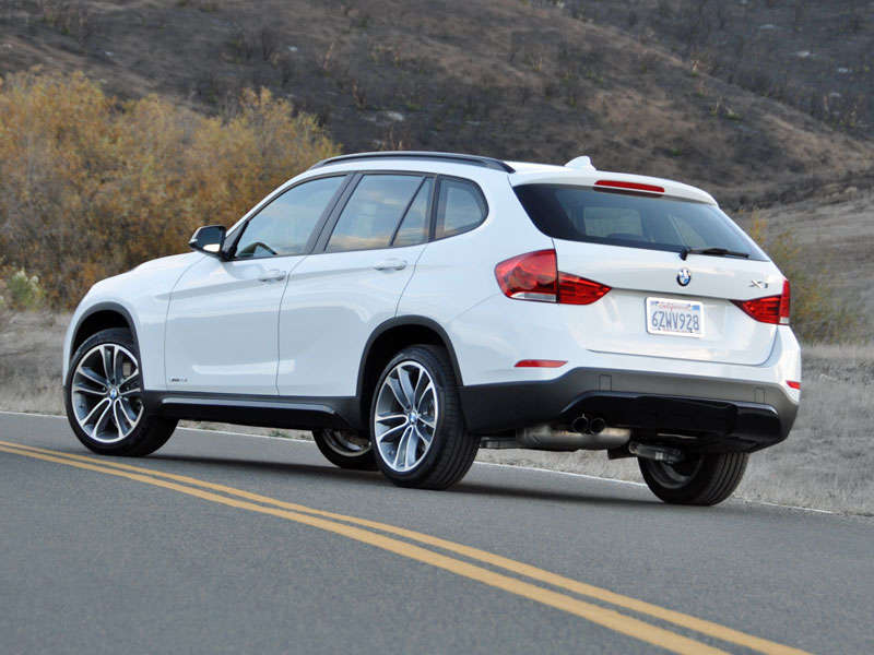 2014 Bmw X1 Crossover Suv Road Test And Review Autobytel Com
