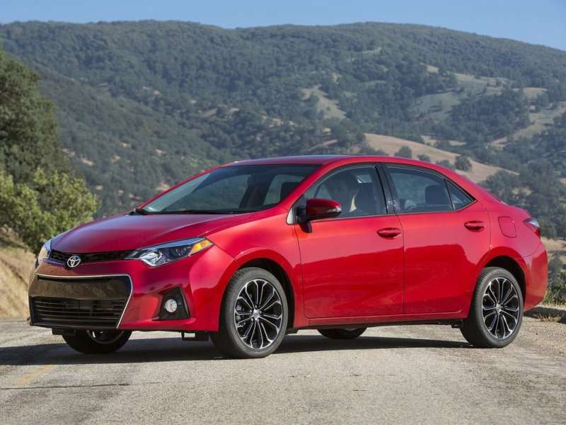 Consumer Reports Names The 10 Best New Car Values Toyota Corolla Le Plus