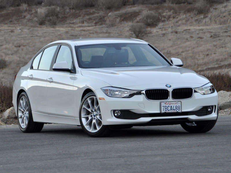 2014 BMW 320i Review and Quick Spin  Autobytelcom