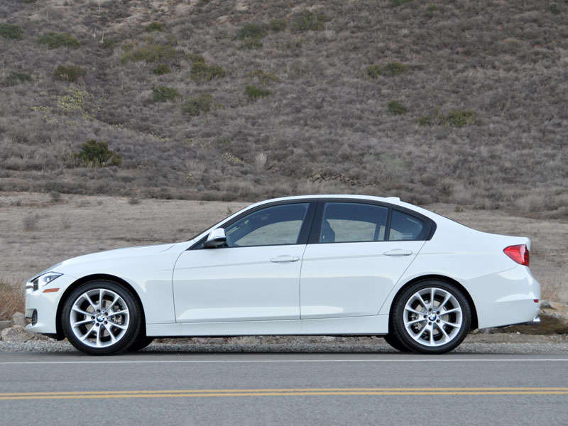 BMW I Review And Quick Spin Autobytelcom - Bmw 328i coupe 2014