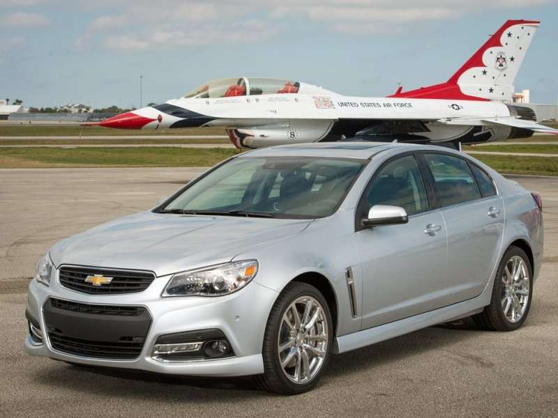 10 things you need to know about the 2014 chevrolet ss autobytel 10 things you need to know about the 2014 chevrolet ss publicscrutiny Gallery