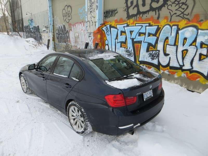 2013 bmw 320i xdrive road test and review. Black Bedroom Furniture Sets. Home Design Ideas