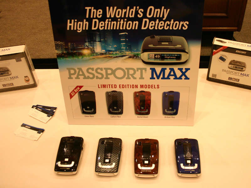 Escort Passport Max: 2014 International CES