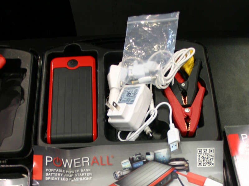 PowerAll Battery Pack: 2014 International CES