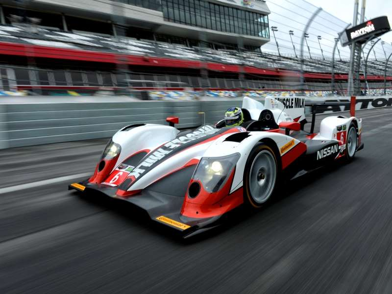 Nissan to Compete for United SportsCar Championship