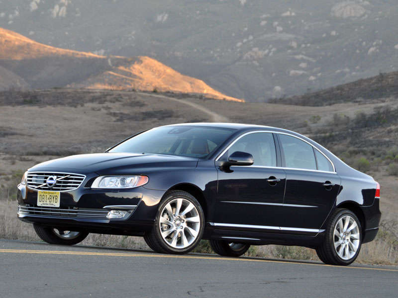 2014 Volvo S80 Luxury Sedan Road Test and Review  Autobytelcom