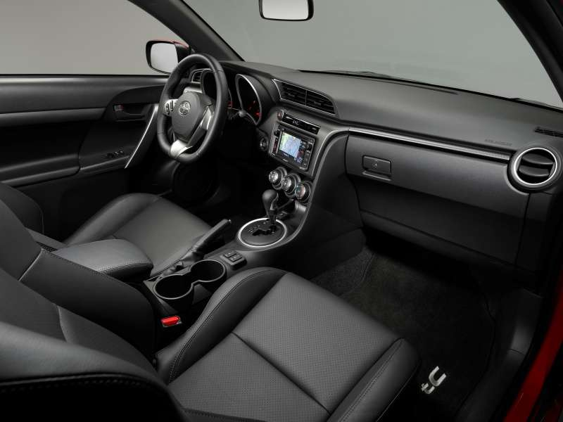 Scion Brings Premium Features With The Monogram Series: 2014 North American International Auto Show