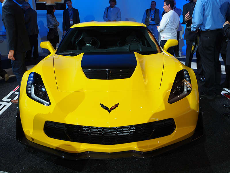 2015 Chevrolet Corvette Z06 Preview: 2014 North American International Auto Show
