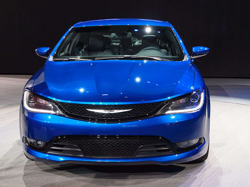 2015 Chrysler 200: 2014 North American International Auto Show