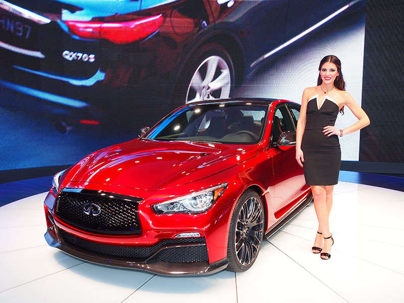 2014 Infiniti Q50 Eau Rouge Preview: 2014 Detroit Auto Show