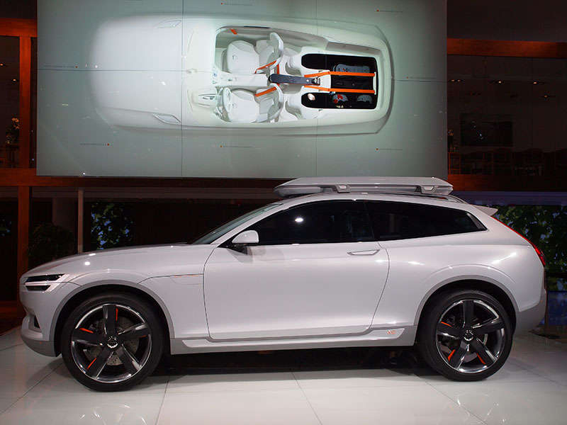 Volvo Concept XC Coupe: North American International Auto Show