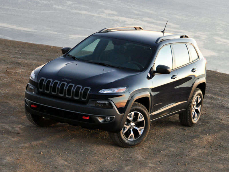 2014 Jeep Cherokee Trailhawk Review And Quick Spin: Styling And Design