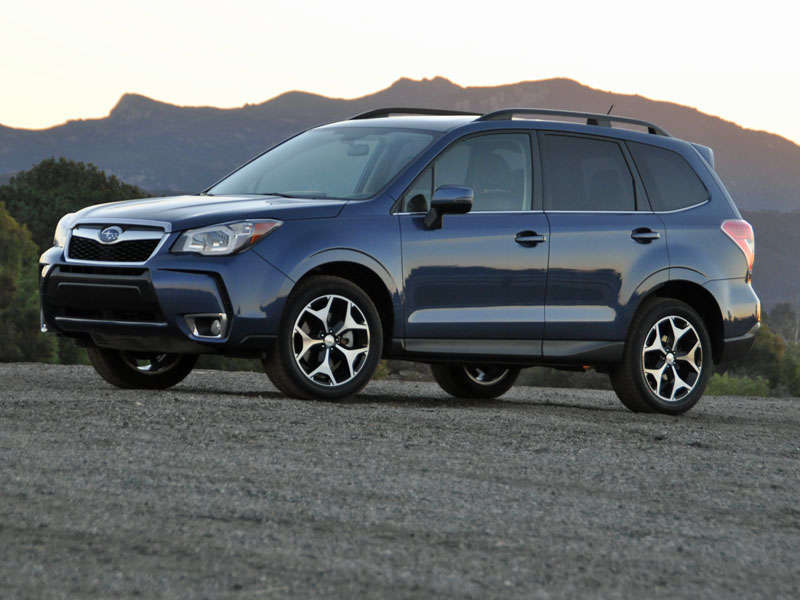 2014 Subaru Forester 2 0xt Review And Quick Spin Autobytel Com