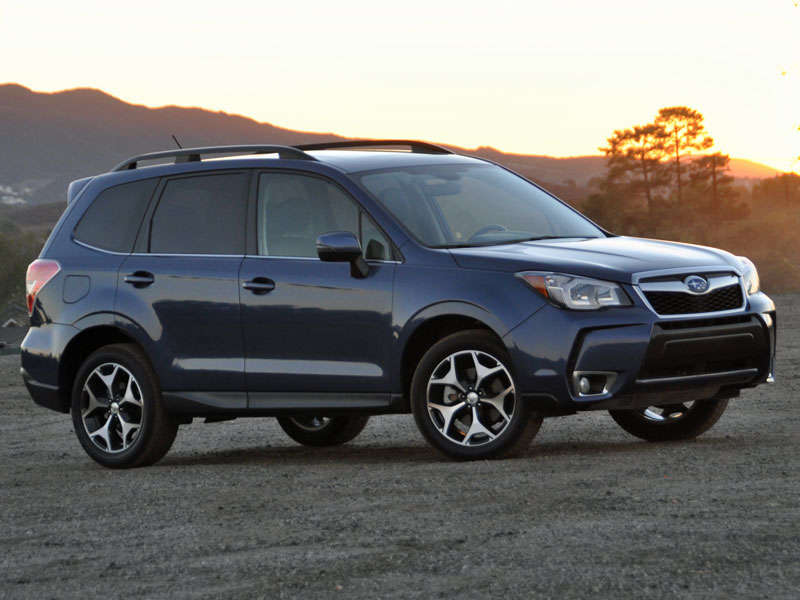 2014 Subaru Forester 20xt Review And Quick Spin Autobytel