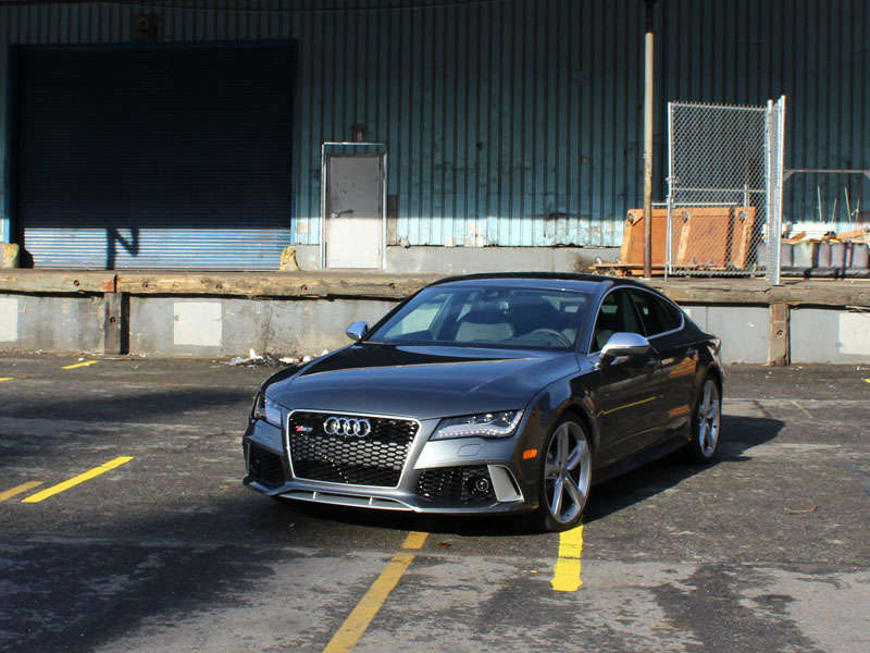 2014 Audi RS7 Road Test & Review