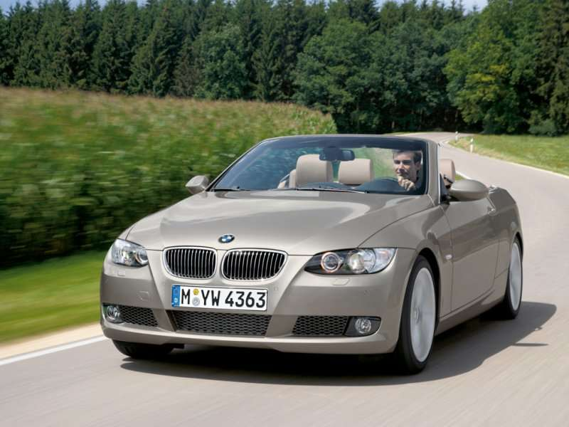 Best Used Hardtop Convertibles Autobytelcom - 2 seater bmw convertible sale