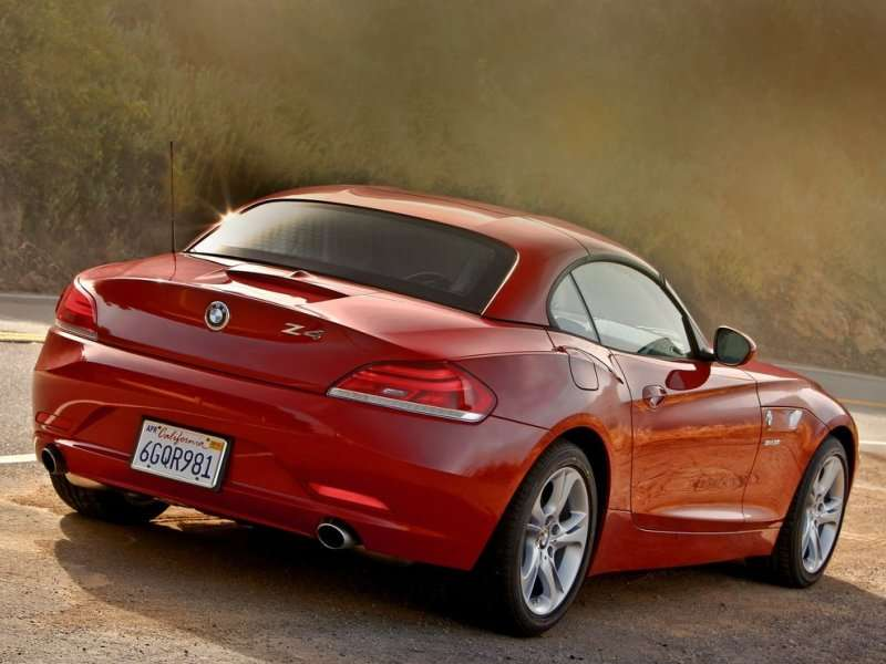 10 Best Used Hardtop Convertibles 06 Bmw Z4