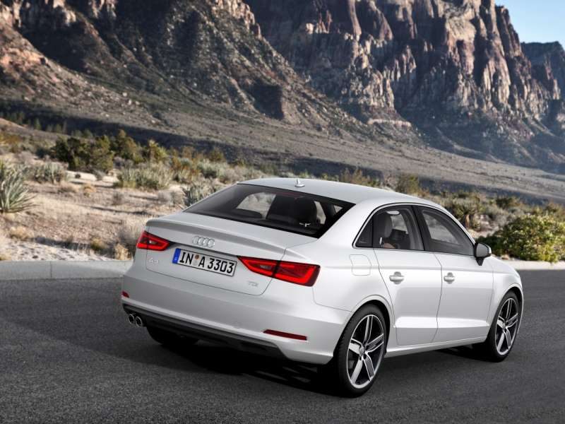 2015 Audi A3 Sedan to Start below $30,000