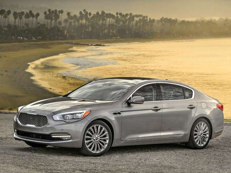 10 Things You Need To Know About The 2015 Kia K900
