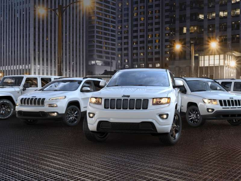 2014 Jeep Cherokee to Get a Lift from New Altitude Model