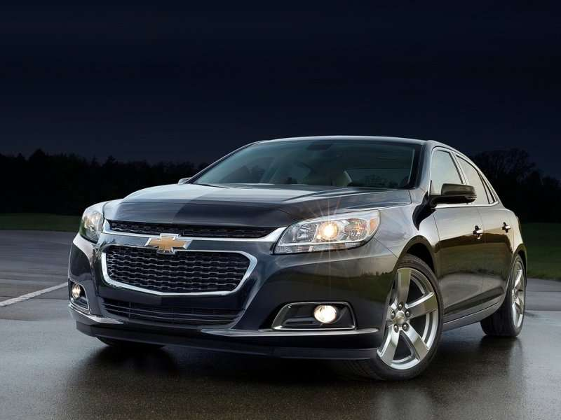 2014 Chevy Malibu Continues Resurgence with 5-Star Safety Score