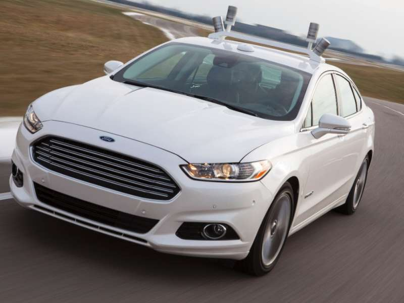 Ford Teams Up With MIT and Stanford to Develop Autonomous Vehicles