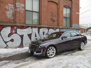 Road Test And Review - 2014 Cadillac CTS 3.6 Premium AWD