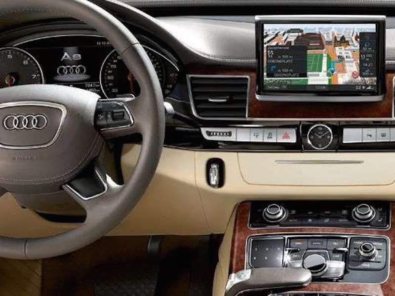What Is Audi Navigation Autobytelcom - What is audi