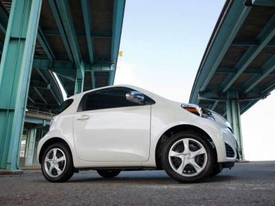 2014 Scion Iq Road Test And Review Autobytel Com