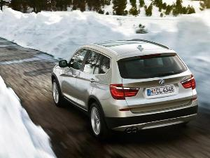 What is the BMW X3 Cold Weather Package?