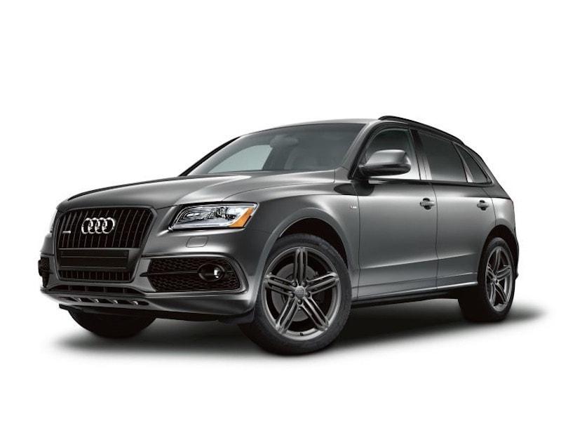 What is the Audi Q5 S Line? | Autobytel.com | Audi Q5 S Line Plus 2016 |  | Autobytel